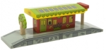 Bigjigs Wooden Railway Stations