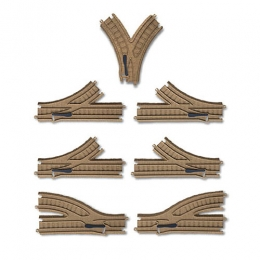 Trackmaster Switch Track Pack