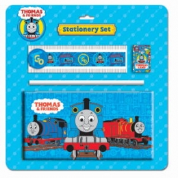 Thomas The Tank - Four Piece Stationery Set