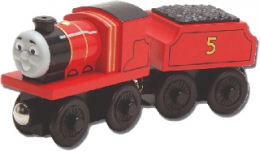Thomas Early Engineers - Wooden James