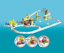 Chuggington Interactive Playset - All Around Chuggington