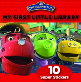 Chuggington - My First Little Library