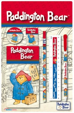 Paddington Bear - Stationery Set