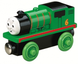 Wooden Railway - Percy