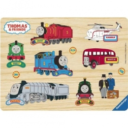 Thomas The Tank - Wooden Playtray