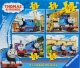 Thomas The Tank 4 in a Box Puzzles