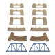 Trackmaster - Bridge Expansion Track Pack