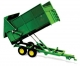 Britains 42016: Marston Silage Trailer (Green)