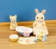 Sylvanian  Families - Bath Time With Mother