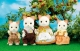 Sylvanian Families - Cream Cat Family