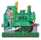 Ivor The Engine Fridge Magnet