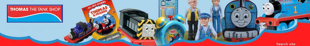 Thomas the tank engine toys trackmaster