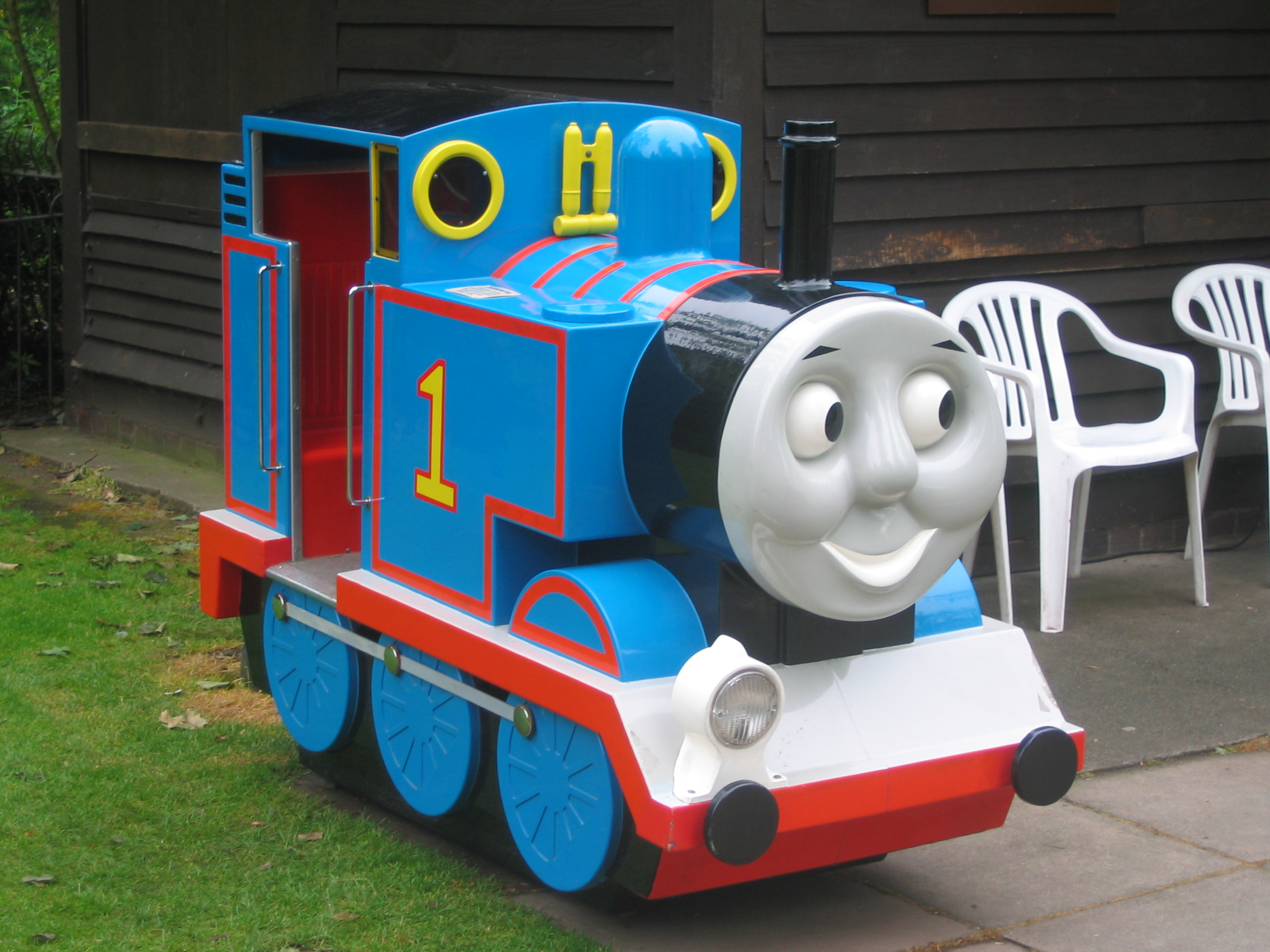 Thomas The Tank Ride