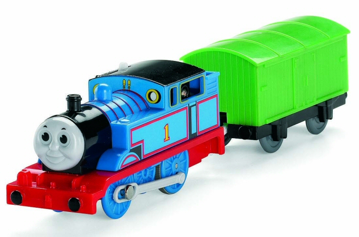Trackmaster - Thomas Engines