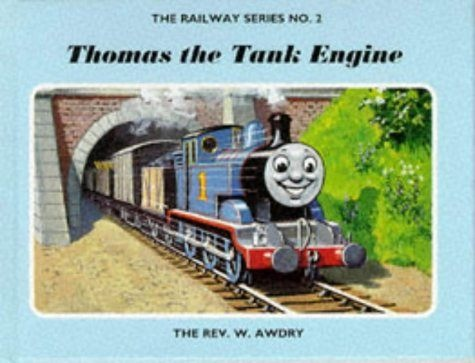 Thomas The Tank Engine (Railway Series) Thomas Original ...
