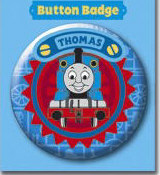 Thomas The Tank - Button Badge