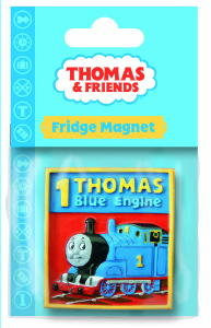 Thomas The Tank Fridge Magnet - Thomas