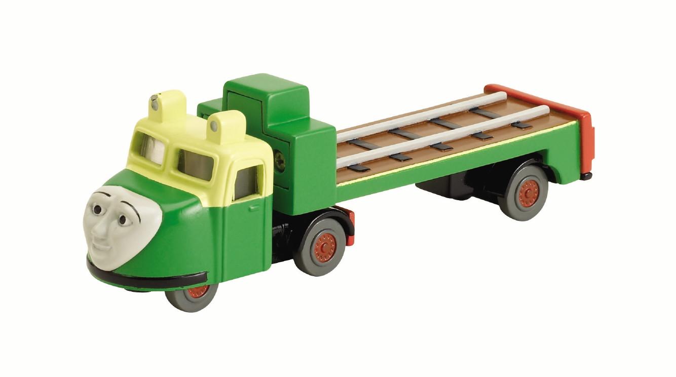 Take Along Thomas - Madge Engines, Wagons And Roadway.