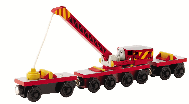 Wooden Train Crane Travel Williamsburg Va