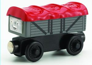 Wooden Railway Giggling Troublesome Trucks Wagons Twegtt