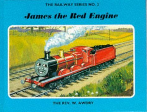 James The Red Engine (Railway Series) Thomas Original