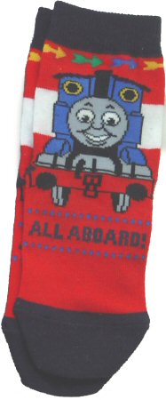 Thomas the Tank Socks