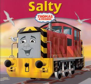 Thomas Story Library No19 - Salty Thomas Story Library Range