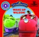 Story Book with Stickers No4 - Wake Up Wilson