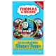 All Aboard With The Steam Team DVD